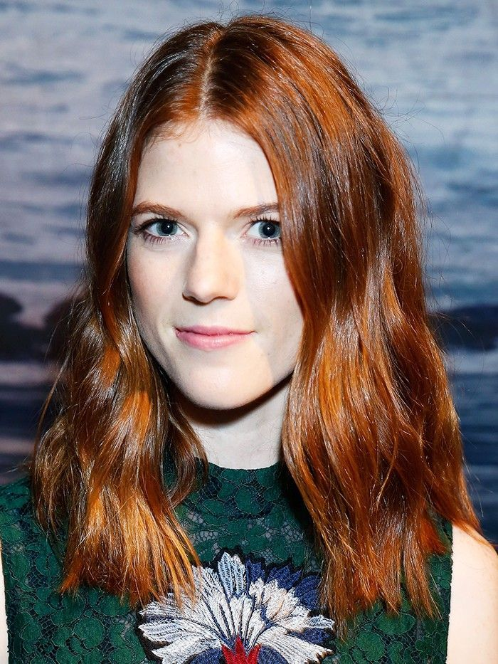 Want to go red? Or perhaps you're already a shade of the colour? Take a look at our celebrity gallery for some inspiration.
