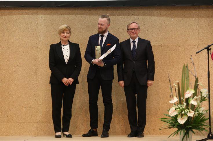 Gala rozdania nagród Złoty Medal MTP #mtp #zlotymedal #targimeble2016 #nagroda #conceptpro #dignet #dignetlenart
