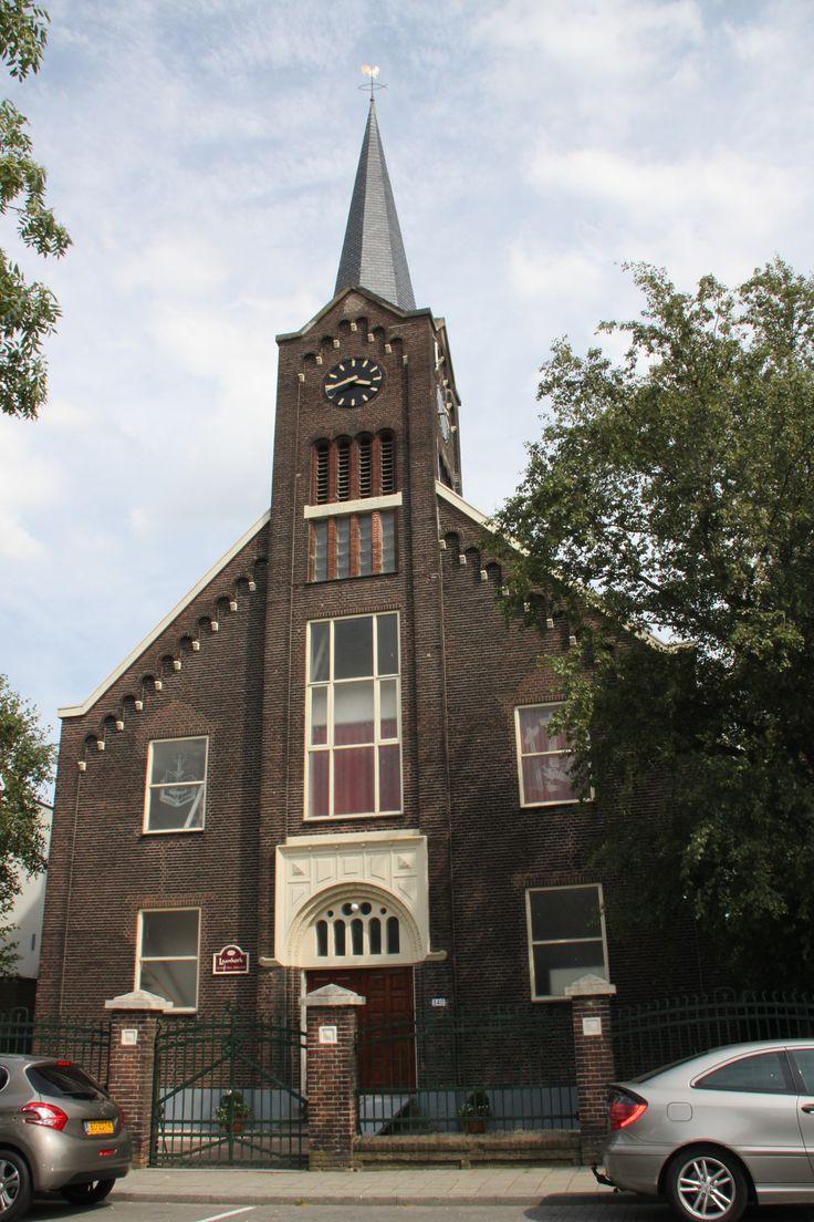 Laankerk, Hersteld Hervormde Kerk in Kralingse Veer, #Rotterdam, the Netherlands.