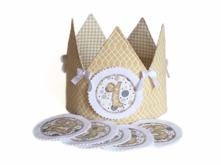Corona per il compleanno con 6 toppe numeri : Altro di lutteluud