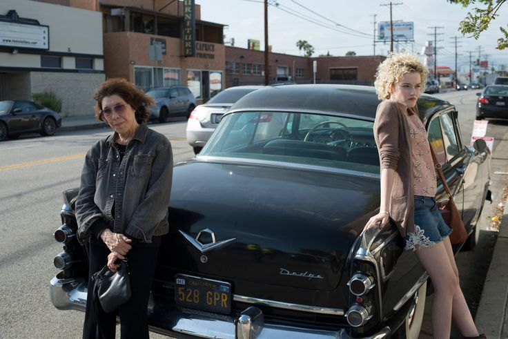 Paul Weitz's new film, centering on a feminist poet in her 70s and her granddaughter, is a comedy of conflict and solidarity.