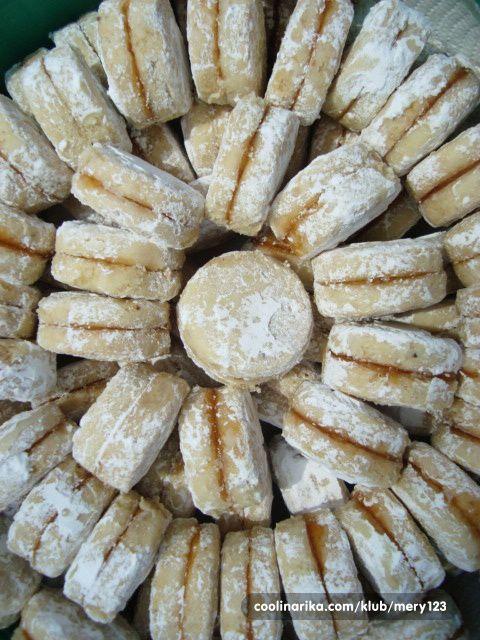 Posne vanilice- vegan vanilice- Serbian sweets :)