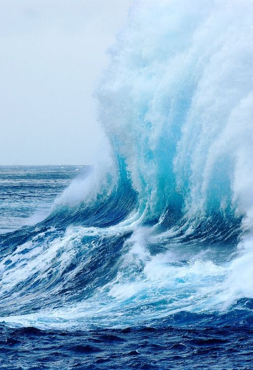 ღღღ  Amazing power of the ocean