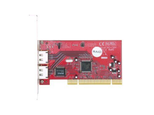 Rosewill RC-221 PCI Low Profile Ready SATA Controller Card by Rosewill. $18.44. Rosewill RC-221 PCI Low Profile Ready SATA Controller Card