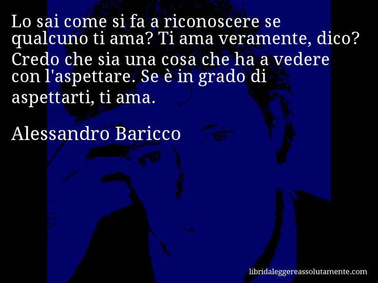 Cartolina con aforisma di Alessandro Baricco (84)