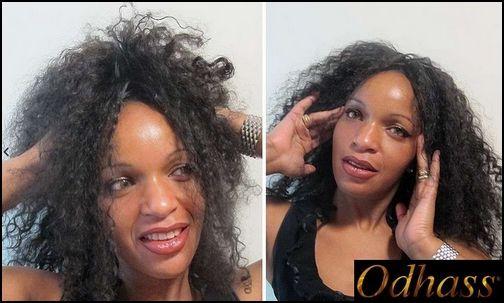 Tissage cheveux afro sur boutique en ligne spécialisée extensions de cheveux pas cher de marque Remy Hair, Kinky. Indien ou brésilien également disponible. #TissageAfro #TissageIndien #TissageBrésilien #RemyHair