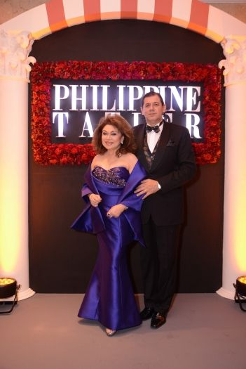 Becky Garcia and George Sarakinis