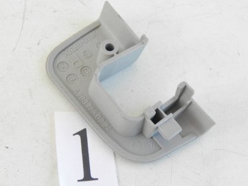 2005 MERCEDES C240 FRONT RIGHT SIDE DOOR LOCK LATCH TRIM OEM A2037230224 392 #1