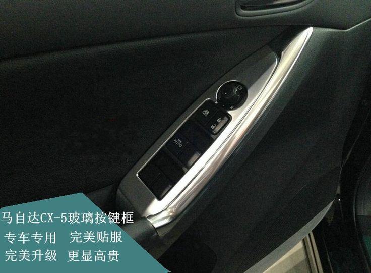 $28.00 (Buy here: https://alitems.com/g/1e8d114494ebda23ff8b16525dc3e8/?i=5&ulp=https%3A%2F%2Fwww.aliexpress.com%2Fitem%2FCx5-Chrome-Accessories-Window-Lift-Decorated-With-Sequins-Car-Styling-Internal-Car-Sticker-For-Mazda-CX%2F32371962309.html ) For Mazda Cx-5 Window Lift Decorated With Sequins Abs Chrome Car Sticker Car Styling For Mazda Cx-5 2013-2015 Accessories for just $28.00