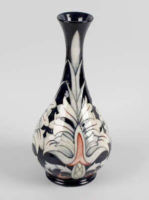 LOT:58 | A Moorcroft pottery vase