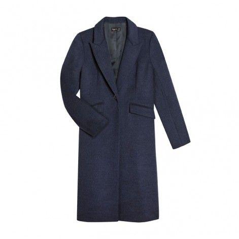 Ce manteau a été imaaginé par Agnès b.pour l'hiver 2016-2017