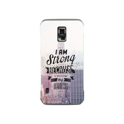 Samsung Galaxy S5 Active I Am Strong Case