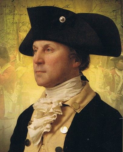 May 10, 1775 2nd Continental Congress names George Washington, supreme commander