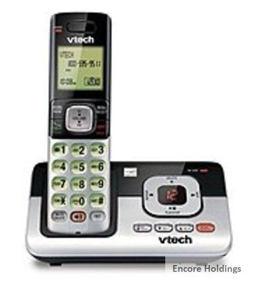 cool VTech CS6829 Expandable Cordless Answering System with Caller ID - DECT 6.0 -   Check more at http://harmonisproduction.com/vtech-cs6829-expandable-cordless-answering-system-with-caller-id-dect-6-0/