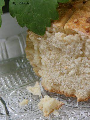 La Maldición de la Cordura: Bollito de miga de harina de arroz. Truquillos para hacer el pan de harina de arroz (sin gluten).