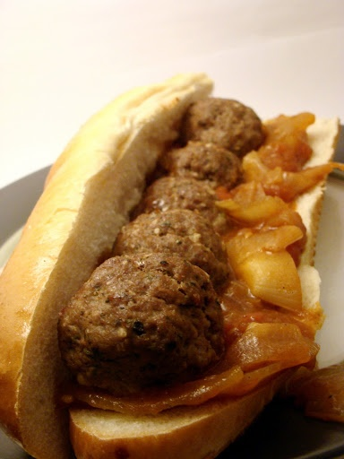 Sweet And Spicy Mini Meatball Subs Recipes — Dishmaps