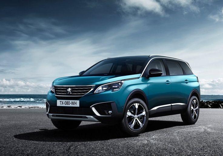 2017 Neue Peugeot 5008 SUV Technische Daten