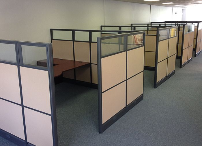 11 Curated Cubicle And Office Furniture Project In