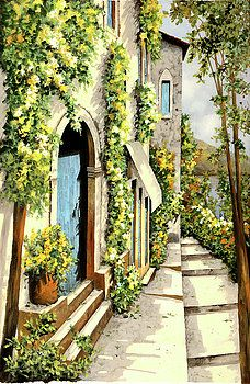 Giallo Limone by Guido Borelli