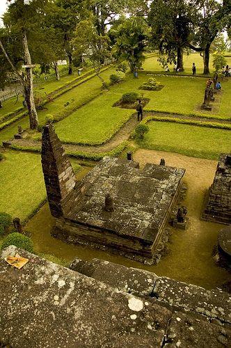 Sukuh temple, Solo -Central Java - Indonesia