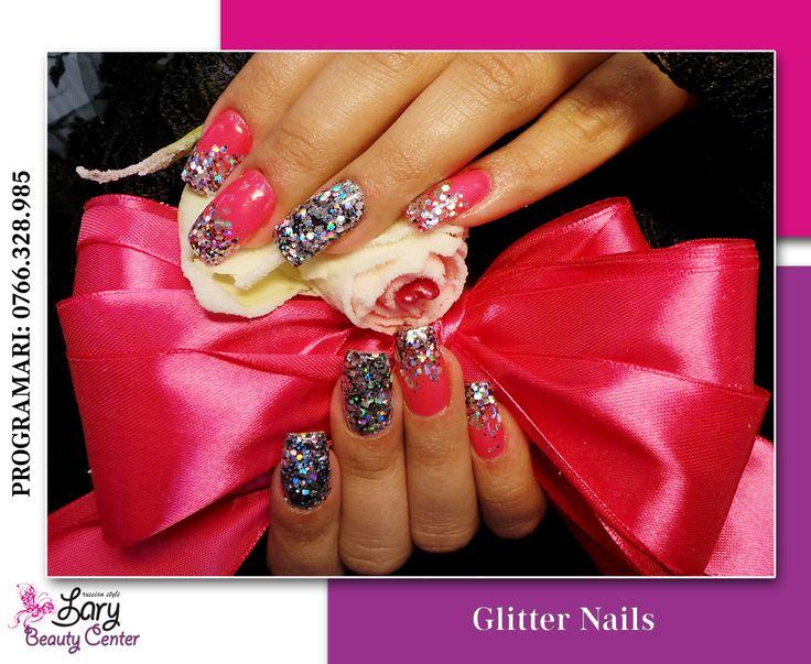 pink nails http://www.larybeautycenter.ro/