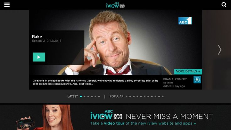 ABC has a new iview app for iOS | The ABC has given its video-on-demand app for iOS a major upgrade, with a whole new design that is optimised for iOS 6 and 7. Buying advice from the leading technology site