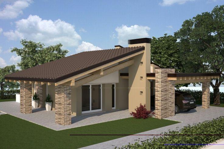 Oltre 25 fantastiche idee su esterni casa su pinterest for Case in stile hacienda