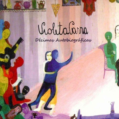 La Cena Ya Se Sirvió - Violeta Parra