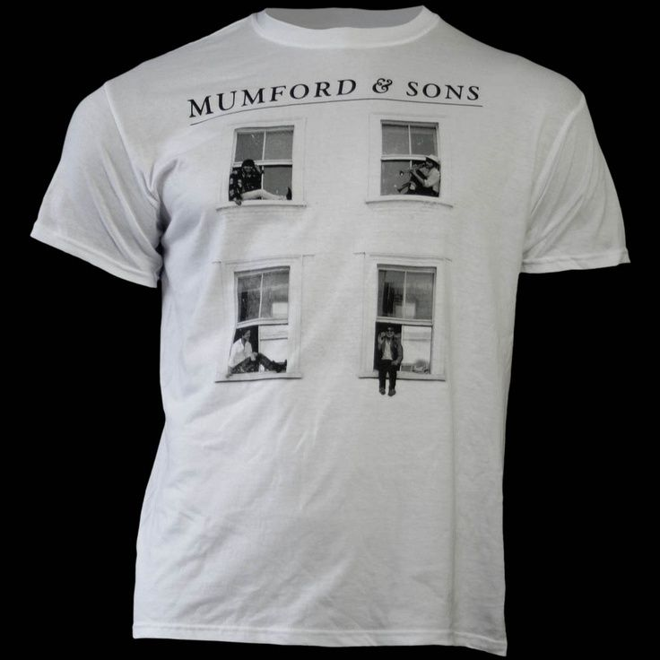 Mumford  Sons T-shirt