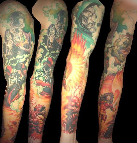 The Top 10 Best Comic Book Tattooshttp://ifanboy.com/articles/the-top-10-best-comic-book-tattoos/