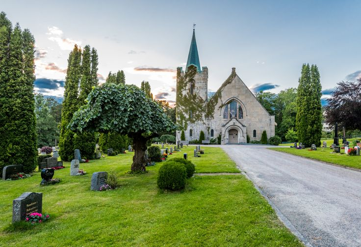 Borgestad Church