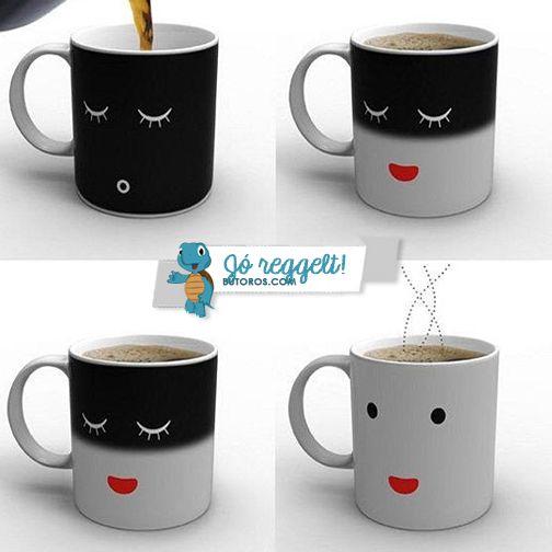 INDÍTSD POZITÍVAN A NAPOT! Ha már a kávéd is azt mondja: jó reggelt, nagy gond nem lehet. Akkor sem, ha hétfő van. :-) #hétfőreggel #reggelikávé