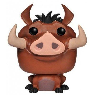 Figurine POP! Pumbaa - Le Roi Lion