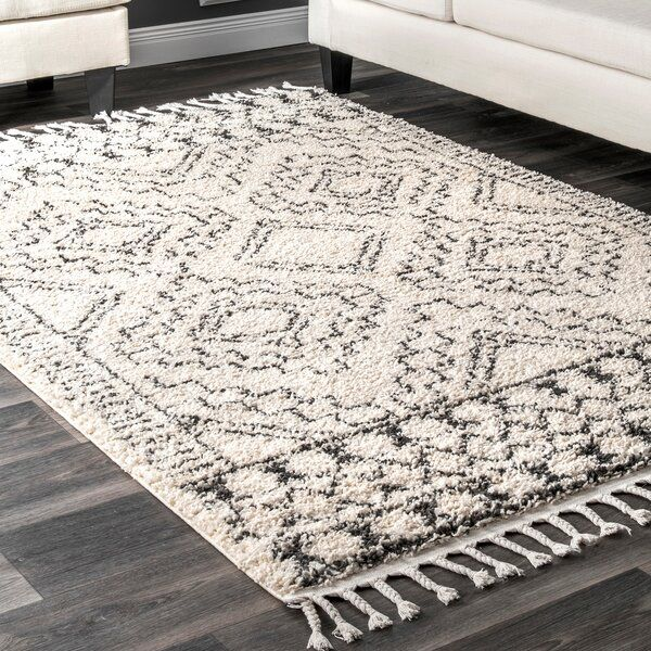 Audra Off White Area Rug In 2020 White Area Rug Area Rugs Grey