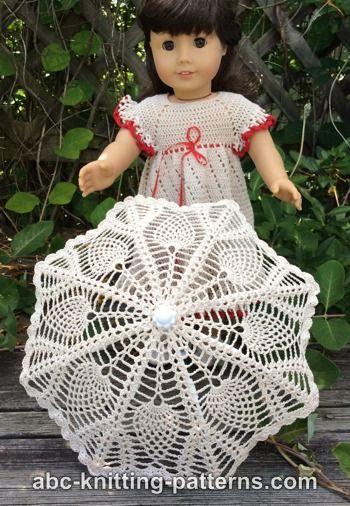 American Girl Doll Parasol