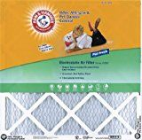 Arm and Hammer Electrostatic Air Filters (4 Pack)