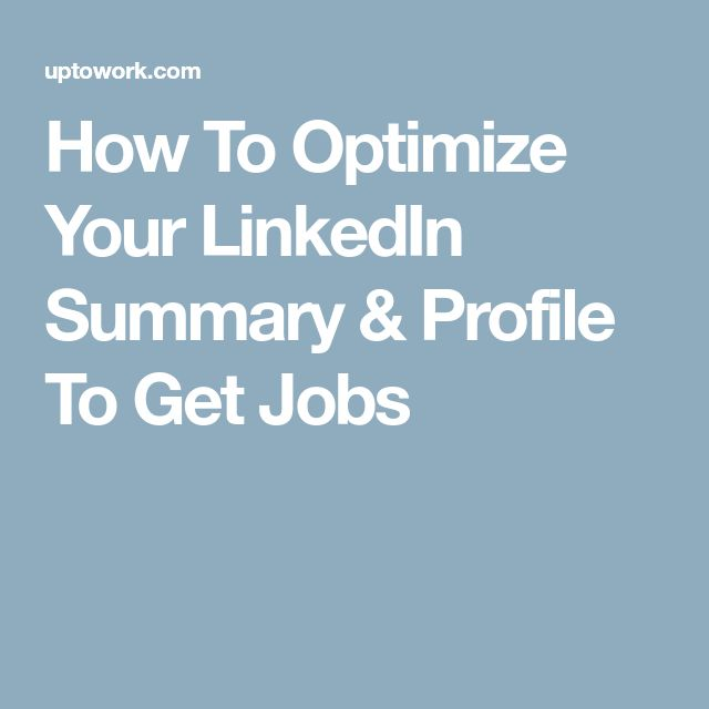 best 25  linkedin summary ideas on pinterest