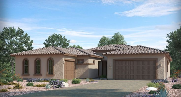 Revelation - Next Gen New Home Plan in Eagles Summit at Vistoso by Lennar