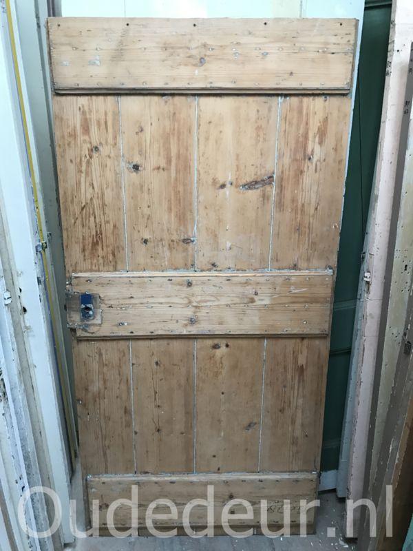 nr. 1864 kaal gemaakte opgeklampte deur