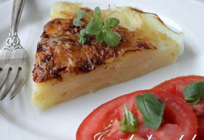 Burgonyatorta Tündér konyhájából recept képpel. Hozzávalók és az elkészítés részletes leírása. A burgonyatorta tündér konyhájából elkészítési ideje: 80 perc