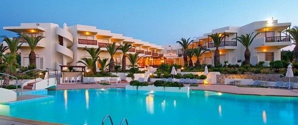 4D/3N Stay at the Santa Marina Plaza Luxury Beach Hotel, Chania, Crete, Greece #travel #hotel #luxury #Chania #Crete #Greece #CheapTravel