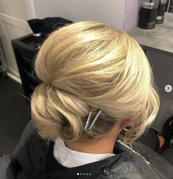 30+ Perfect Trending Updo Frisuren Idee für Bräute 2020 - Seite 14 von 34 - Frisuren führen