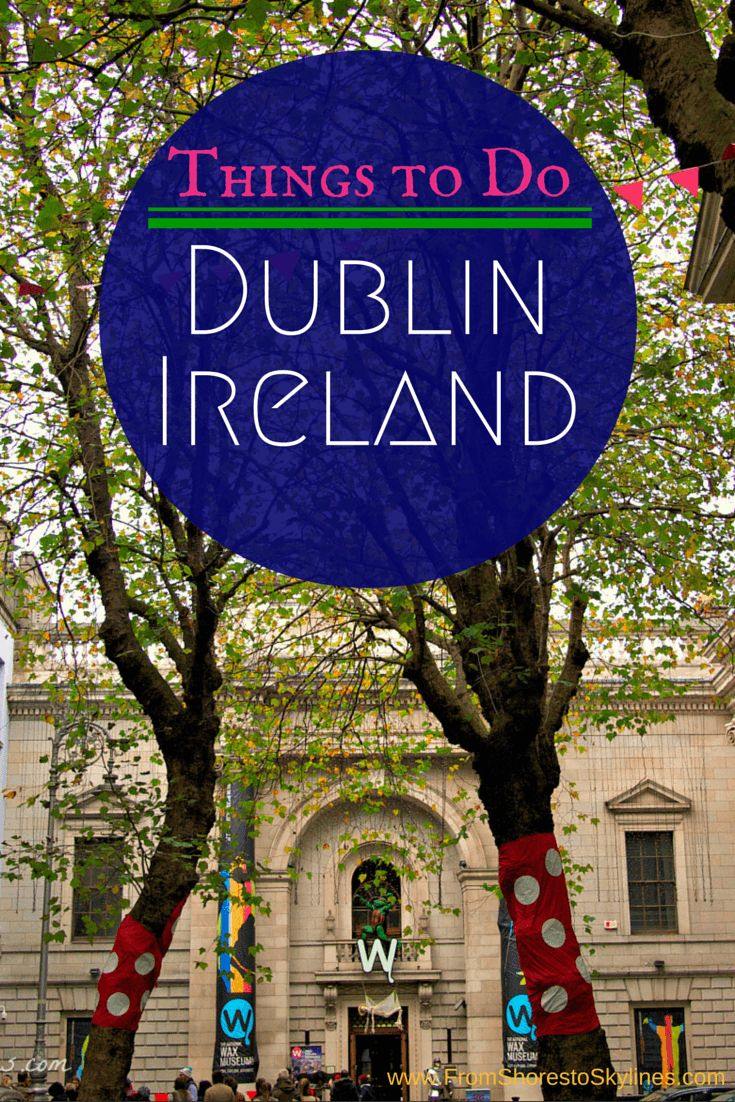 Things to do in Dublin Ireland: drinks in church, crypts, libraries, castles and food!