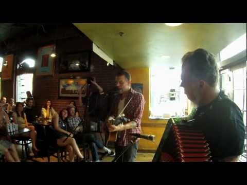"""Lucero - """"Hey Darlin' Do You Gamble?"""" Acoustic (Ben Nichols and Rick Steff at Illegal Pete's)"""