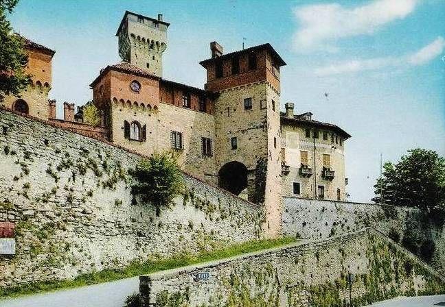 castello tagliolo - in the high Monferrato's area