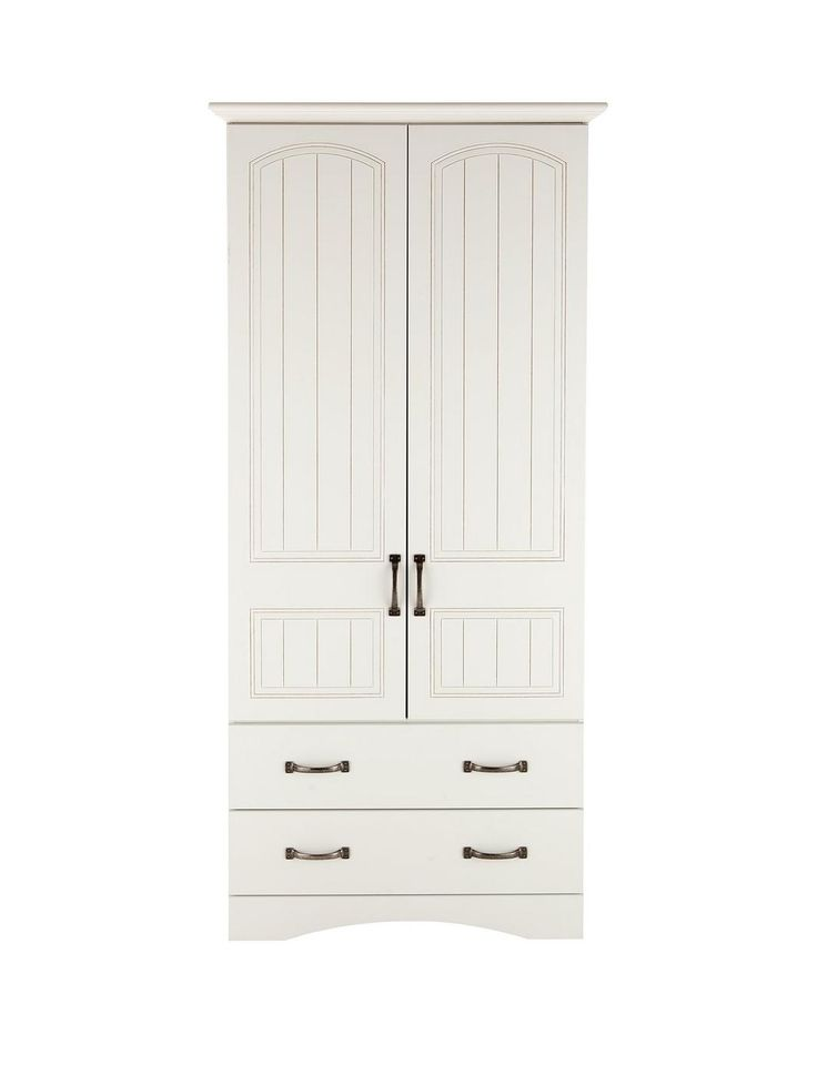 Corby Ready Assembled 2-Door, 2-Drawer Wardrobe, http://www.littlewoods.com/consort-corby-ready-assembled-2-door-2-drawer-wardrobe/1600031212.prd