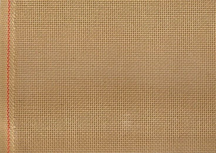EP  Zweigart Mono 18 count Brown Blank Needlepoint Canvas Priced per 1/4 Yard #Zweigart14Yard