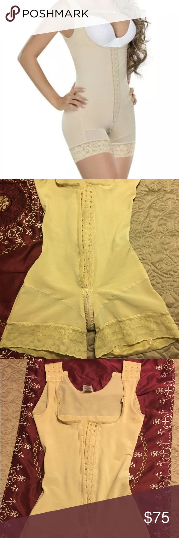 Fajas colombianas Size Large fit Size 8-10 This item is new It didn't fit me it's a bodyshaper model is f065 brand MYD Intimates & Sleepwear Shapewear