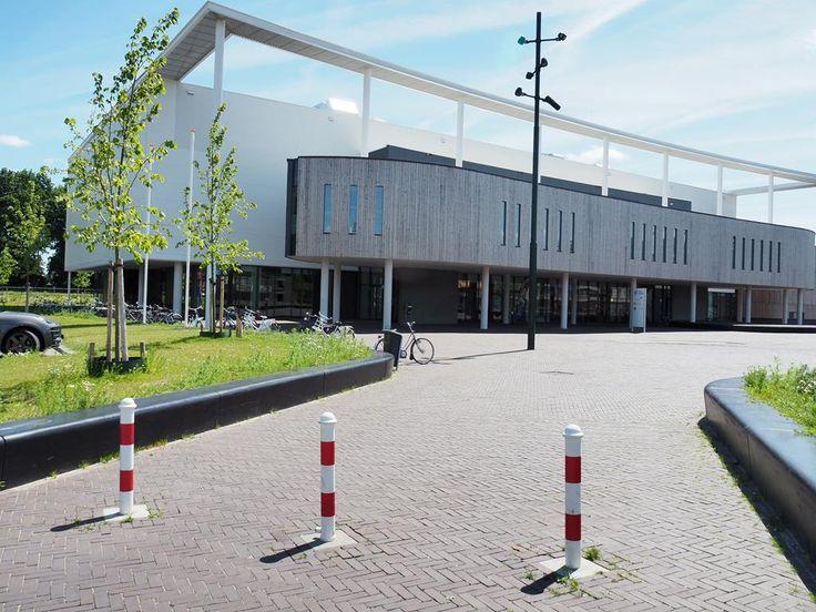 Activiteitencentrum het Punt in Vroomshoop met Falco terreininrichting | Falco BV