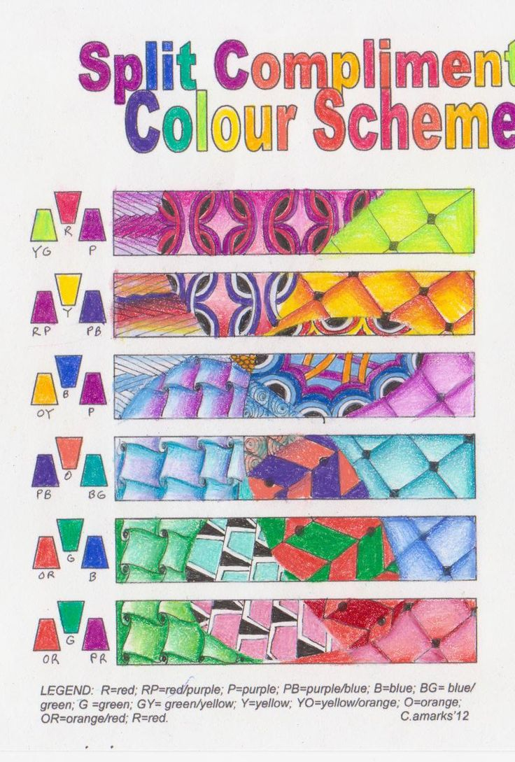46 best Color wheel lesson images on Pinterest | Color theory ...